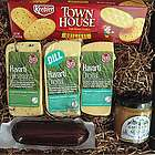 Havarti Cheese and Beef Summer Sausage Gift Box