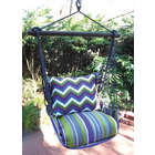 Blue Lagoon Swing Chair