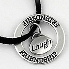 Friendship Affirmation Necklace