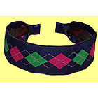 Argyle Princess Ribbon Headband