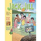 Jack And Jill Magazine Subscription 6 Issues Bi-Monthly