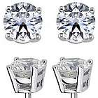 2.25 Carat Diamond Stud Earrings