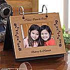 Her Favorite Faces Personalized Photo Flip Album