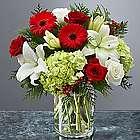Garden of Grandeur Holiday Bouquet