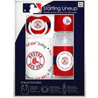 Red Sox Bib, Pacifier, and Baby Bottle Set