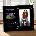One Hundred Years From Now Personalized Frame