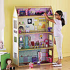 Giant 4 Story Dollhouse