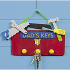 'Dad's Keys' Key Holder Craft Kit