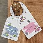 Child's Sleepy Time Personalized Door Knob Hanger