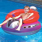 UFO Spaceship Pool Float with Squirt Gun