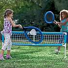 Kid's 2-in-1 Lawn Game Set