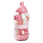 Baby Girl Bottle Bank Gift Set