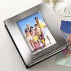 All Occasion Personalized Silver Photo Album