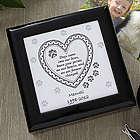 Dog or Cat Paw Prints Personalized Keepsake Memory Box