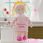 Personalized Princess Doll - Blonde
