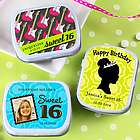 Sweet 16 Party Mint Tins