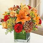 Healing Tears Fall Flower Bouquet
