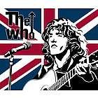 The Who Pop Art Print