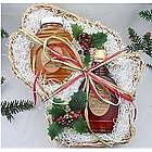 Maple and Honey Celebrate Wisconsin Gift Basket