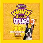 Kids Weird But True 3 Book