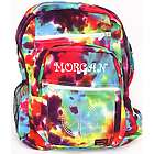 "Trendy Tie Dye ""Peace"" Backpack"