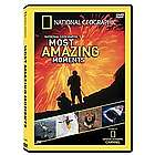 National Geographic's Most Amazing Moments DVD