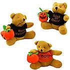 Halloween Plush Bear