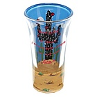 Black Cactus Party Shot Glass