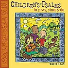 Children's Psalms to Pray, Sing and Do Book
