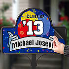 Personalized Graduation Magnetic Yard Sign