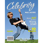 Personal Celebrity Magazine Cover
