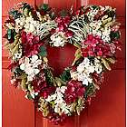 Cupids Garden Heart Wreath