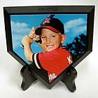 Personalized Baseball /Softball Photo Home Plate