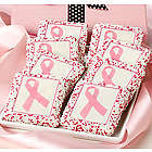 Hope and Happiness Pink Ribbon Grahams