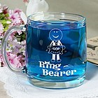 Ring Bearer or Flower Girl Glass Mug