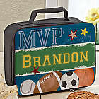 Personalized Sports Lunch Bag