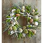 Preserved Seaside Wreath