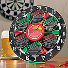 Bullseye Dart Board Gift Set
