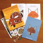 Charley Harper's Animals in America's National Parks Sticker Kit