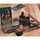 Kansas City BBQ Ribs Grilling Set
