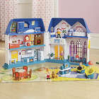 Happy Family Doll House with Furniture