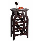 Eight Bottle Wine Rack