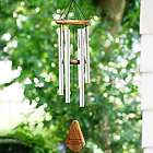 Ghandi Sympathy Quote Windchime