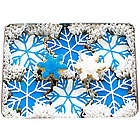 Snowflake Delight Sugar Cookies Gift Tin