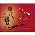 'As You Go' Book, Song-on-CD & Scrapbook/Journal