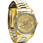The 1849 $20 Eagle Proof Men's Watch