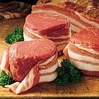 Bacon-Wrapped Filet Mignon 6 4-oz. Steaks