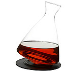 Wine Decanter with Silicone Tray