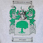 Personalized Coat of Arms Adult T-Shirt