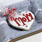 Big Love Mom Heart Cookie